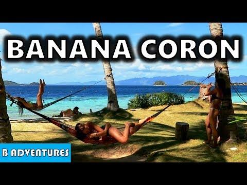 Banana Island, Coron Palawan Philippines S4, Vlog 67