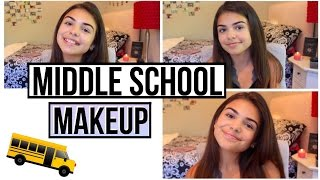 6th 7th and 8th grade makeup tutorials