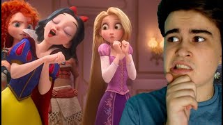 I'm Worried About Ralph Breaks The Internet: Wreck-It Ralph 2