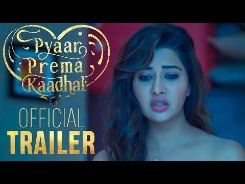 Pyaar Prema Kaadhal Trailer Reaction | Harish Kalyan, Raiza | Yuvan Shankar Raja | Elan
