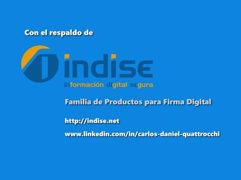 Ciclo de Charlas Breves sobre Firma Digital