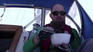 Sailing 50-miles to Solomons Island, MD