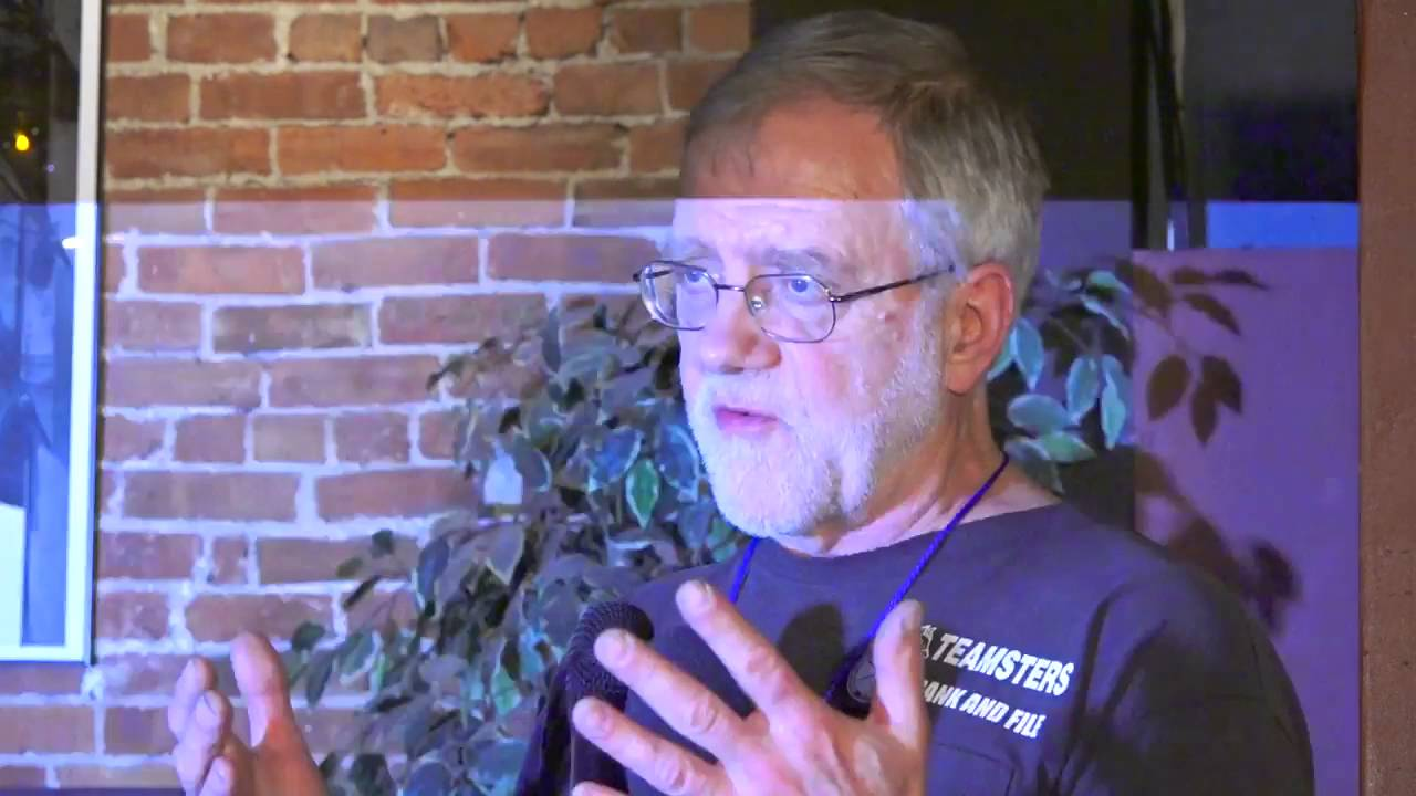 Howie Hawkins - Sanders campaign shows People ready for the Jill Stein and Green Party by Green Party of New York State