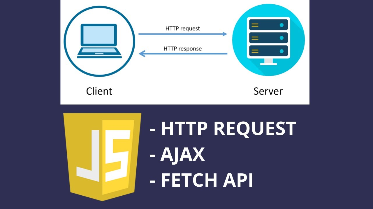 Javascript HTTP Request, Ajax And Fetch Api - Explained With Project (Random Quote Generator)