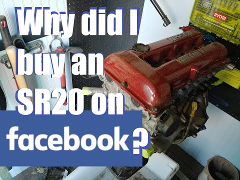 I Bought An SR20DET On Facebook Marketplace For My Datsun 521