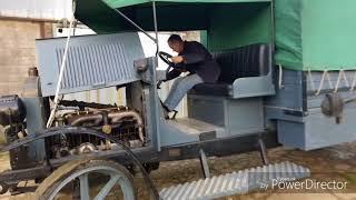 BERLIET camion cba 1917