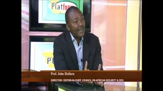 Professor John Ifediora on National Security and Development 2016