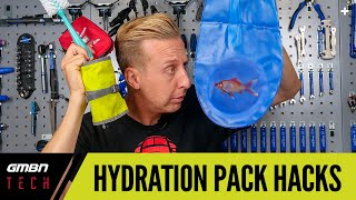 Hydration Pack Hacks | Hydration Bladder Care