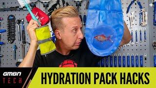 Hydration Pack Hacks | Hydration Bladder Care