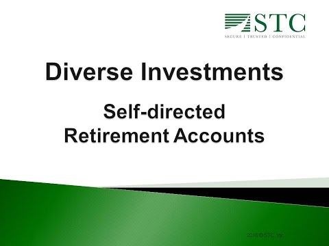 Diverse Investments for Self-directed Retirement Accounts
