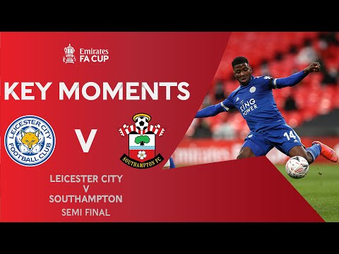 Leicester Southampton Goals And Highlights