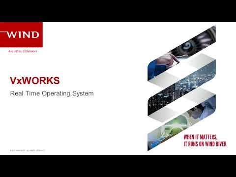 Alex R Wilson - Building Functional Safety Products with Wind River VxWorks RTOS