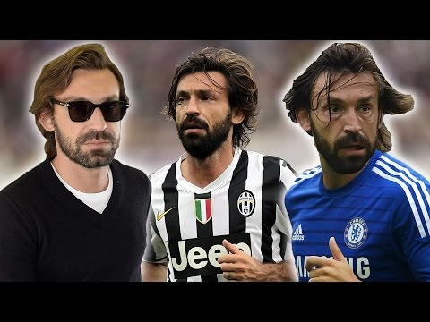 8 Things You Didn't Know About Andrea Pirlo