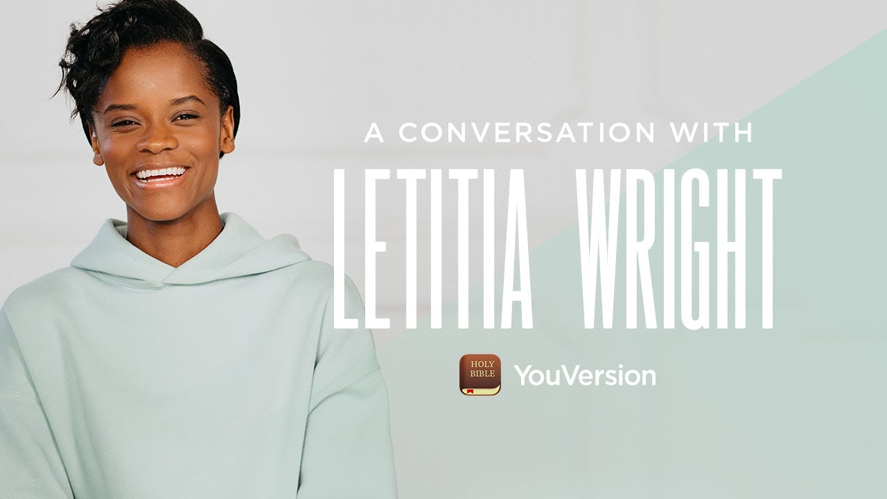 """'Black Panther' Actress Letitia Wright Releases 3-day YouVersion Bible Reading Plan """"Overcoming"""""""