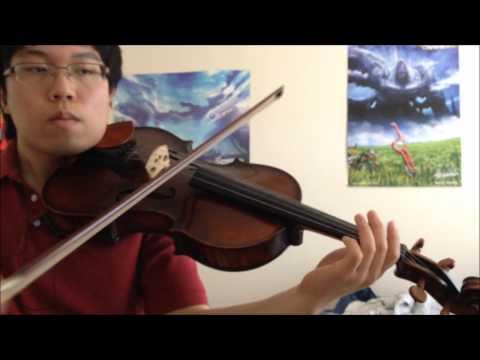 Natsu's Theme (ナツのテーマ) - Fairy Tail - Viola Cover