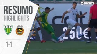 Highlights   Resumo: Tondela 1-1 Rio Ave (Liga 18/19 #3)