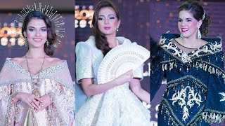 Miss Global 2018 Filipiniana Fashion Show