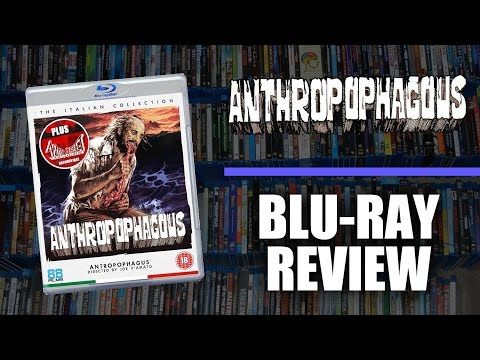 Blu-ray Review #008: Anthropophagous (88 Films)