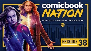 CB NATION Episode #38: Marvel Phase 4 Rumors & X-Men: Dark Phoenix Review