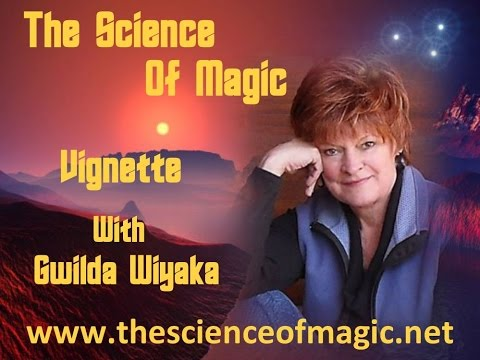 The Science of Magic with Gwilda Wiyaka - EP 182 - Guest: Dean Radio
