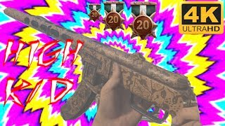 Call of Duty WW2 Multiplayer Gameplay : SUPER HIGH K/D RATIO In TDM! :4K ULTRA HD 60FPS