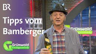 Bamberger zu Besuch