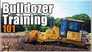 How to Operate a Bulldozer (ep. 061)