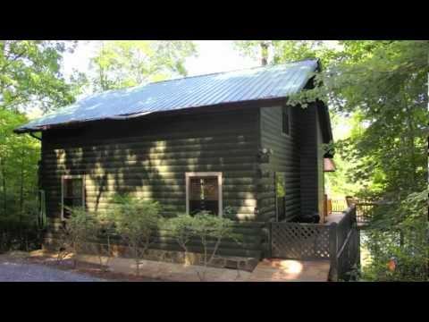 Cherry Lake Hideaway - North Ga Cabin Rentals