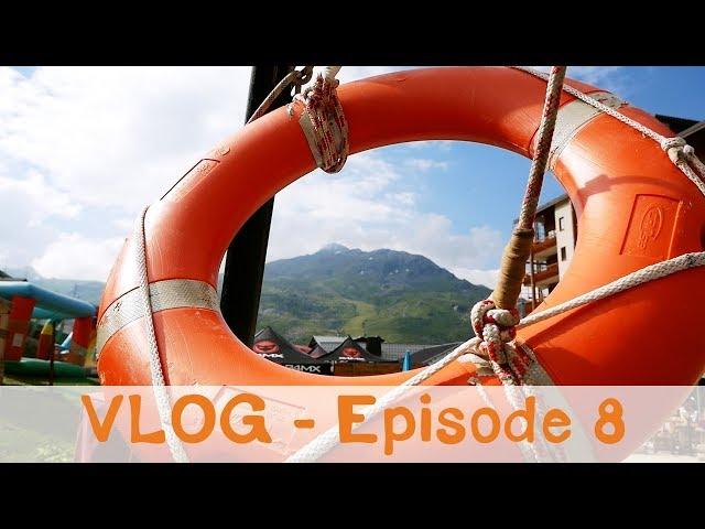 Vlog Notre Vie d'Artiste - Les Ménuires - Vaulx en Velin - Hazebrouck
