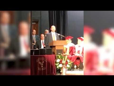 2018 Keynote Address at Snow Hill High School