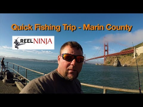 Quick Fishing Trip - Marin County