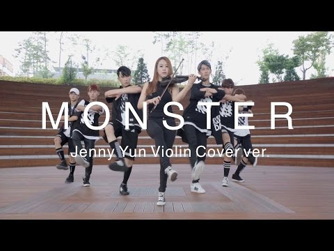 EXO - MONSTER VIOLIN COVER