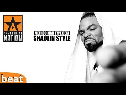 Method Man Type Beat - Shaolin Style