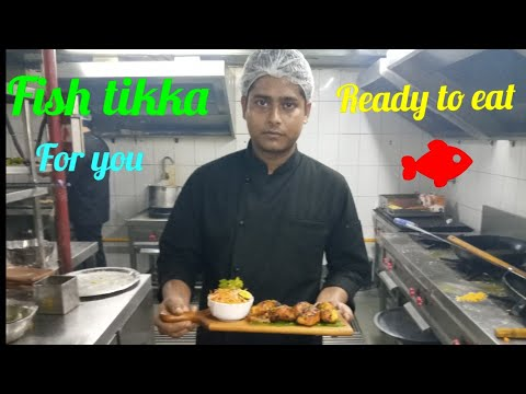 Tandoori Fish Tikka Recipe||How To Make Perfect Fish Tikka||Authentic Fish Tikka Recipe