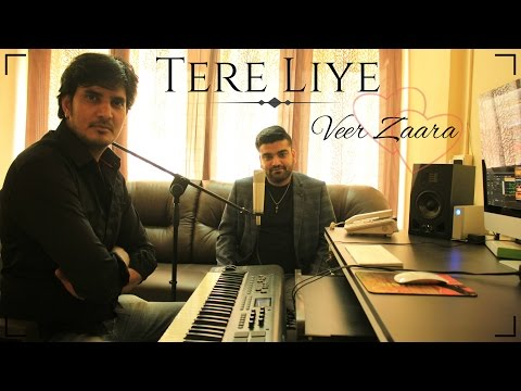 Tere Liye | Veer Zaara | A-Jay M Live Sessions