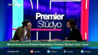 Murat Kosova ve Erbatur Ergenekon Premier Stüdyo Canlı Yayın