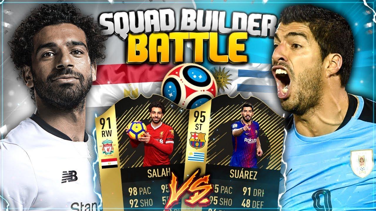 Ägypten Vs Uruguay