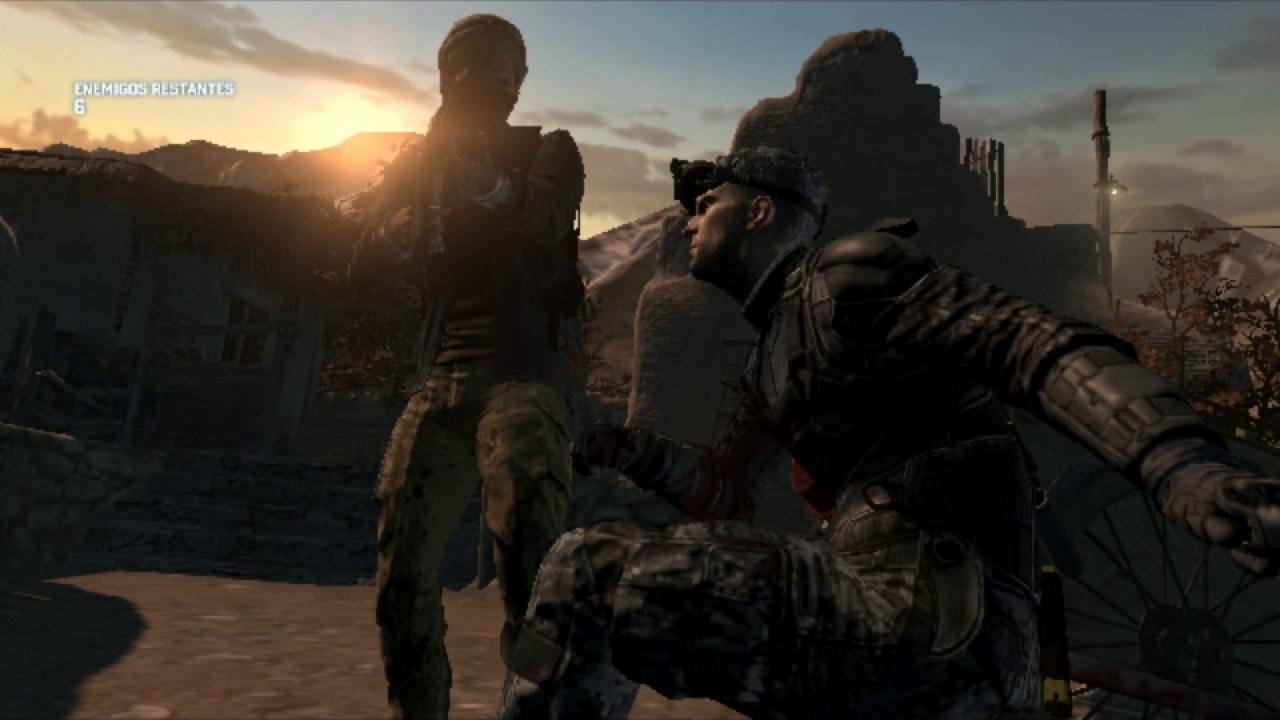Gameplay De Splinter Cell Blacklist En Canaima 2017 - YouTube