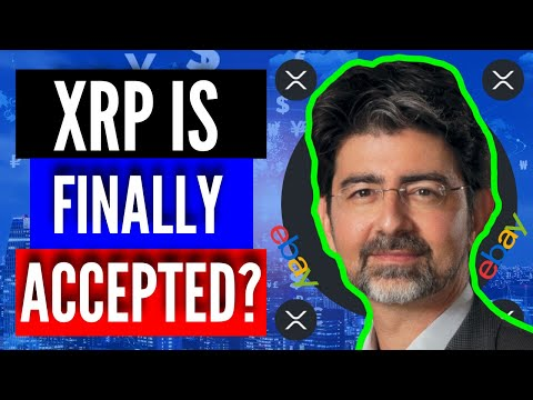 REVEALED XRP NEWS: EBAY TO ACCEPT XRP TOKEN AS PAYMENT!