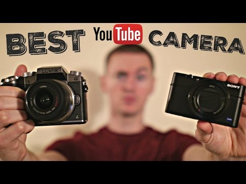 Best Camera for YouTube? Top 10 Video Cameras