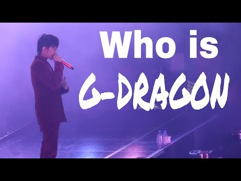 Who is G-Dragon? Video Message from GD's family and friends. Act III MOTTE in LA 2017