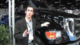 2012 Ford F-650 з 6,8-літровий газовий двигун V-10