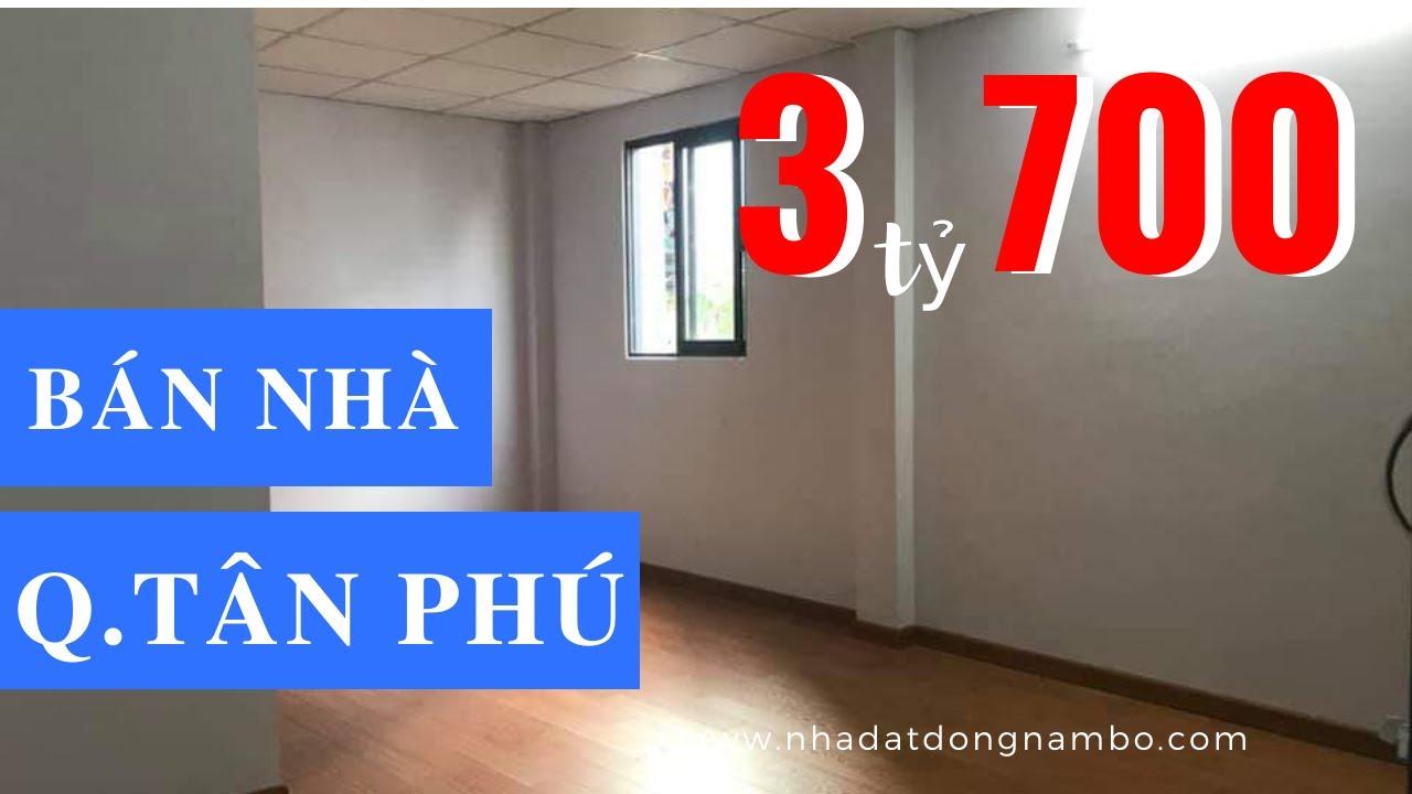 Bán nhà hẻm 84 Tân Sơn Nhì quận Tân Phú giá rẻ. DT 4x10m, gần trường học cấp 1 Đoàn Thị Điểm