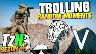 Battlefield 5 Trolling & Funny Moments - TzH #2 (SEZON 4)