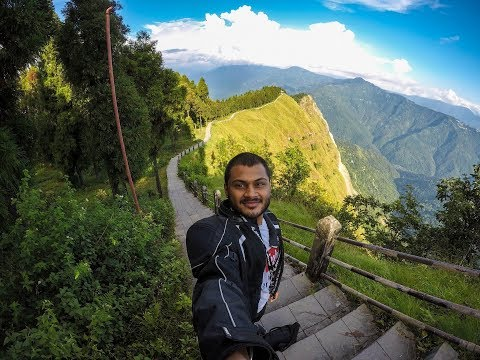 Siliguri to Tarey Bhir, Sikkim || Sky Touching Mountains || Solo Ride || Activa 125