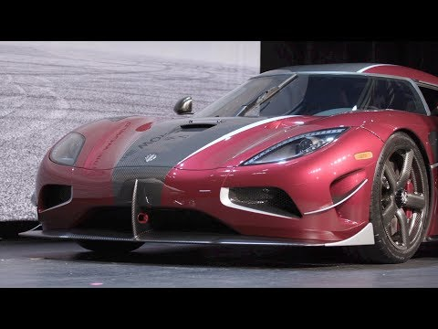 Globe Drive: Up close with the world's fastest production car