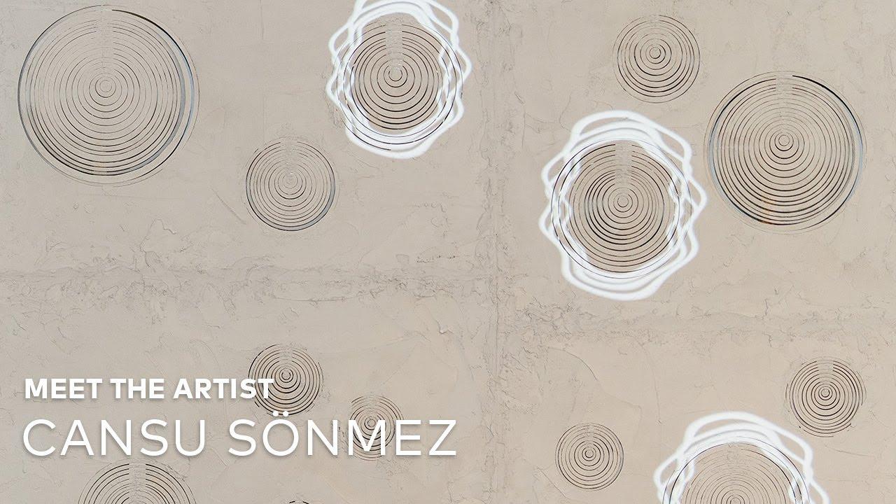 Meet The Artist: Cansu Sönmez