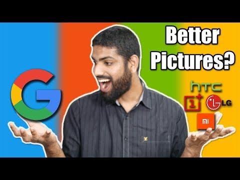Better Images w/ Google Camera HDR+ Port?