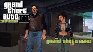 GTA III Xbox Version HD Mod Mission #40 - Grand Theft Aero