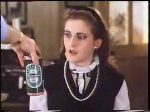 Heineken 'Majorca' commercial - 1985